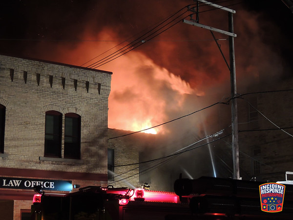 Fatal fire in Plymouth on November 11, 2017