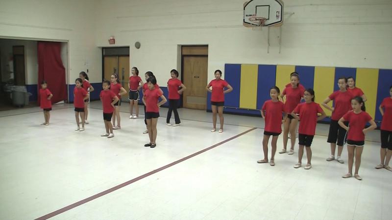 """""""Basics Dance:  8/8/2010 CACC Dance Camp"""