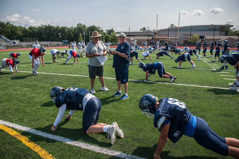 Westfield State University Football Summer Camp, 2018