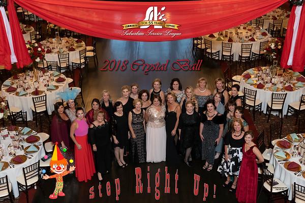 SSL Crystal Ball 2018