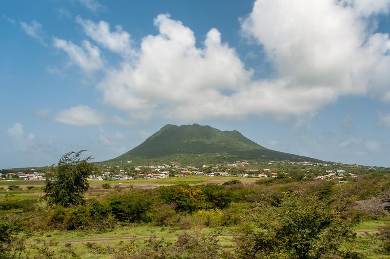 Quill Volcano in St. Eustatius