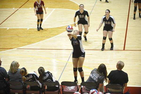 Southwestern Pulaski volleyball