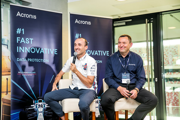 Acronis 2018 - 15 years