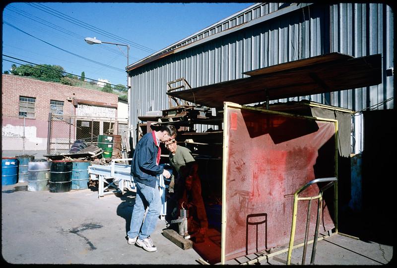 WCS [Western Claymachinery Sales], Inc., Los Angeles, 2004