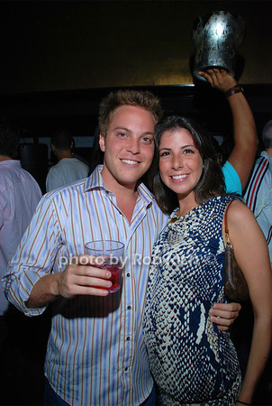 Justin and Lauren Silverman