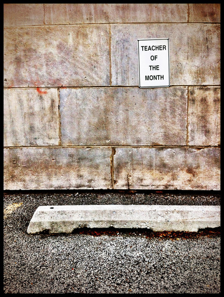 budget cuts (iPhoneography)
