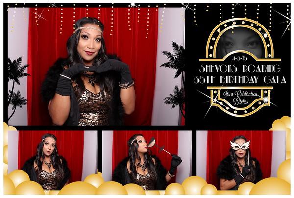 Shevons Birthday Gala