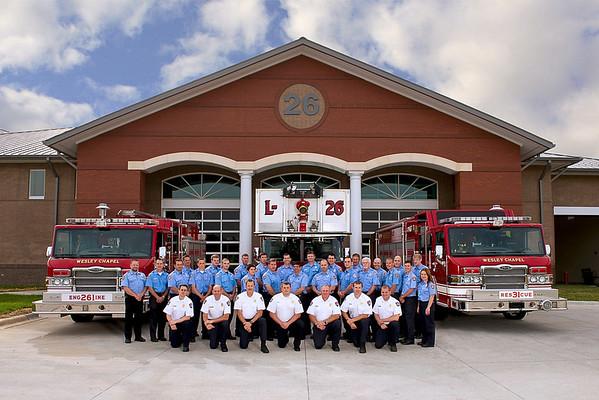 Wesley Chapel Fire Department