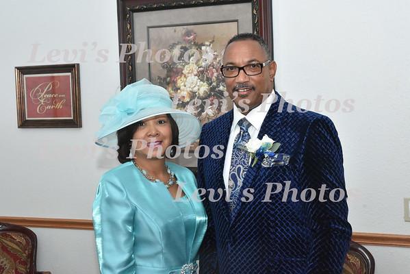Rev. E. Bryant 21st Anniversary Wildewood Baptist