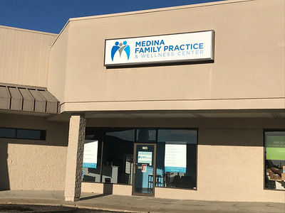 Medina clinic gets anonymous letter