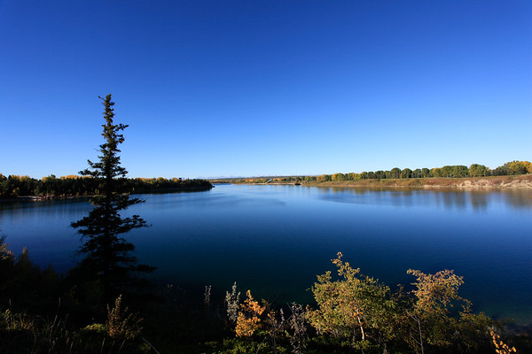 Calgary Glenmore Reservoir