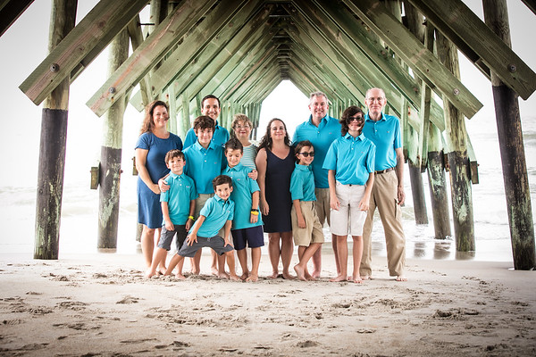 Mary Boug Family Photos Wrightsville beach