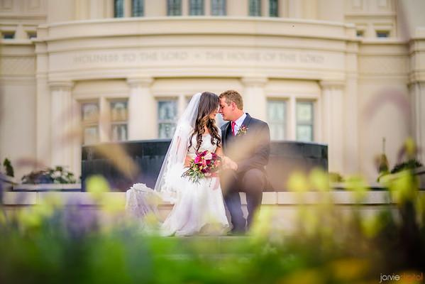 Roberts Huffaker Wedding