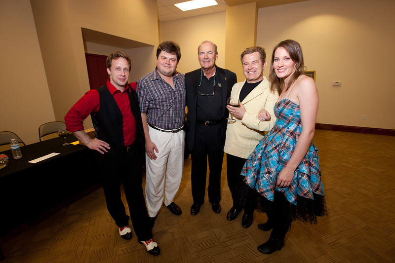 """Festival of the Arts BOCA """"Encore"""" Fundraising """"Dinner by the Bite"""" and concert by Quartetto Gelato"""
