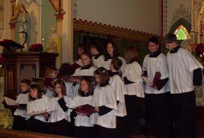 2008 Christmas Eve Children's Choir