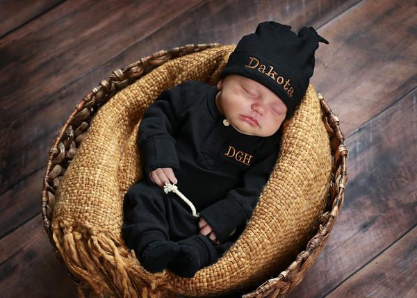 Hawkins, newborn