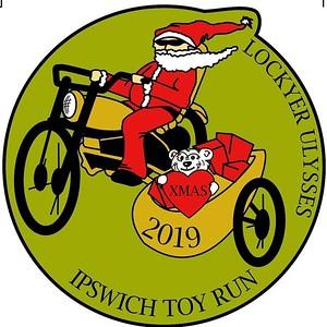 Ipswich Toy Run 191208
