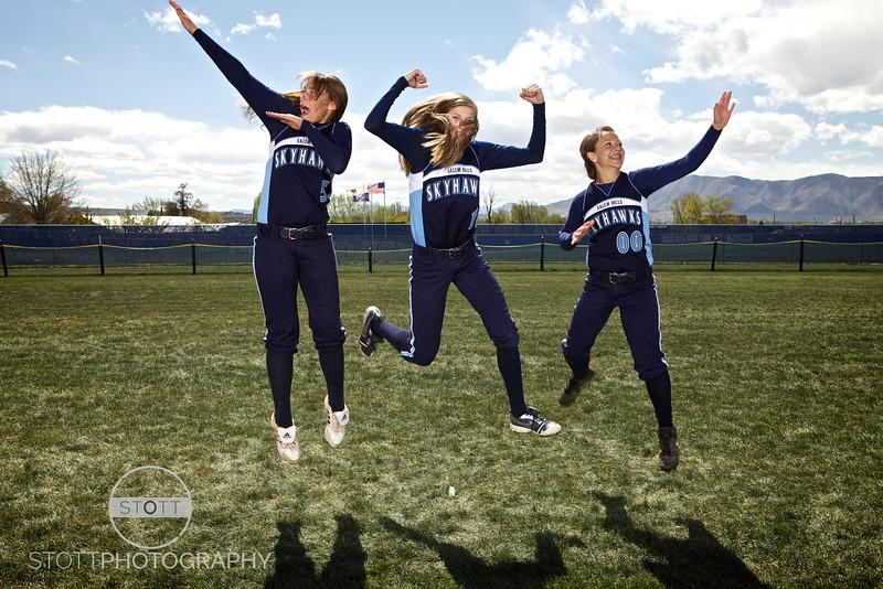 Salem Hills Softball Team