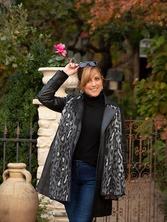 Lisa Fashion shoot