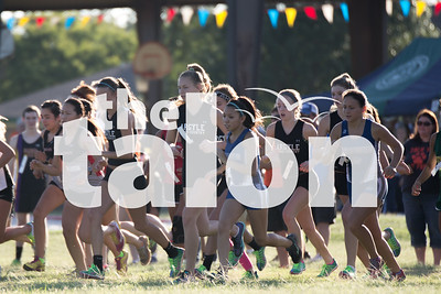 Cross Country in Denton (9-4-14)