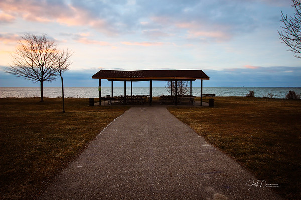Lake St. Clair Metropark 1-19-2021
