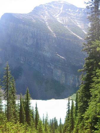 June 26 - Lake Louise Hike