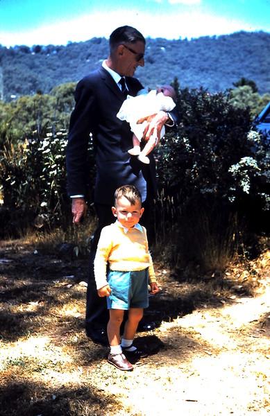 1961-1-15 (21) Mr Ebbs with Helen & Geoffrey.JPG
