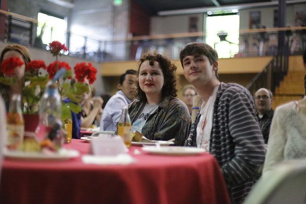 2016 Senior Breakfast by Rachel Godbe