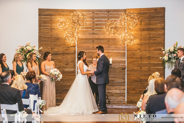 Paul and Nichole - Market Hall - 12 17 2016