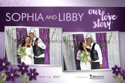 Sophia and Libby's Wedding Reception
