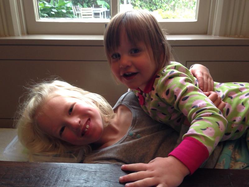Girl cousins :)