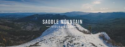 Saddle Mountain Visual Story