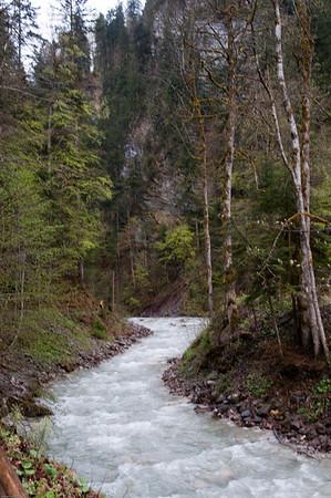Gorge Hike - Garmish Germany
