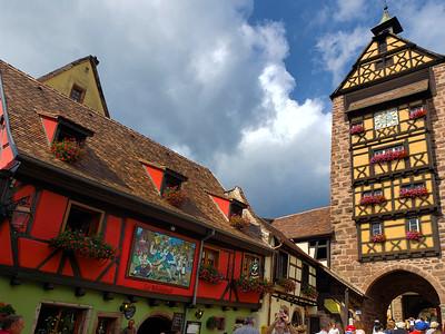 Alsace--Strasbourg and Riquewhir, AmaMora