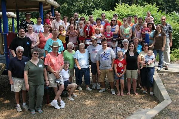 Franzen Family Reunion - June 16, 2007