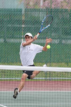 Tennis - Prep School 2012