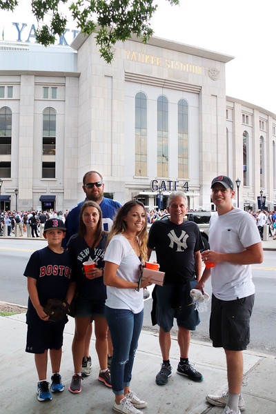 8-11-17 Yankee Game