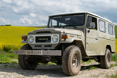 Toyota Land Cruiser BJ45 Troopy