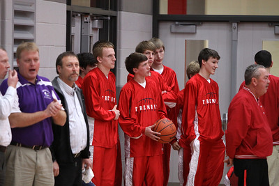 Boys Varsity Basketball - 12/4/2012 Shelby