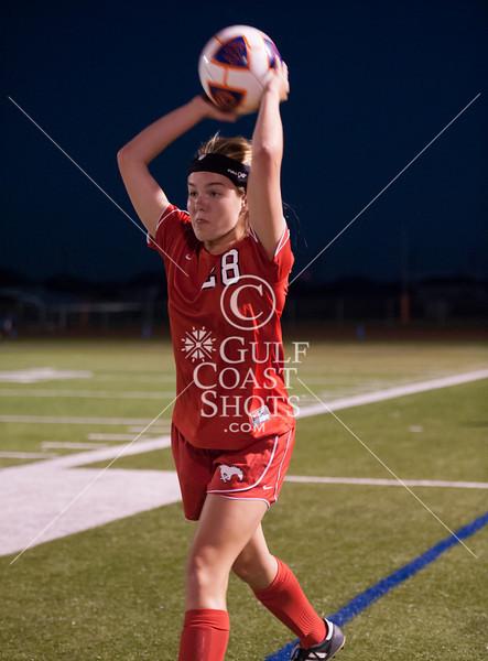 2012-03-23 Soccer Varsity Girls Memorial @ Seven Lakes