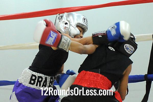 Bout 11=E Ali-Dorsey(Newark, NJ) -vs- B Reed(Dyersburg, TN)