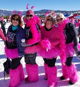 Breast cancer event photos