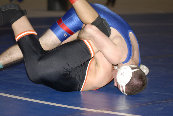 Wrestling vs. Woodberry Forest