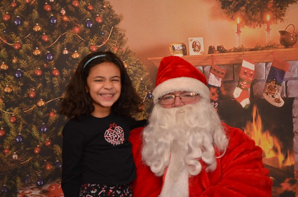 Santa Pics Taken on 12/20/18