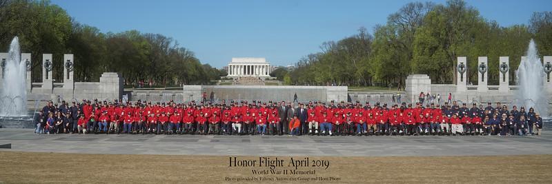 Honor Flight #18 (Apr2019)