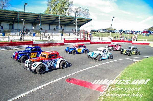 Oval Track Legends 2021 National Championship