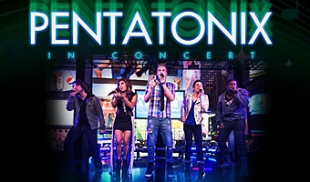 Pentatonix Winter Tour 2013