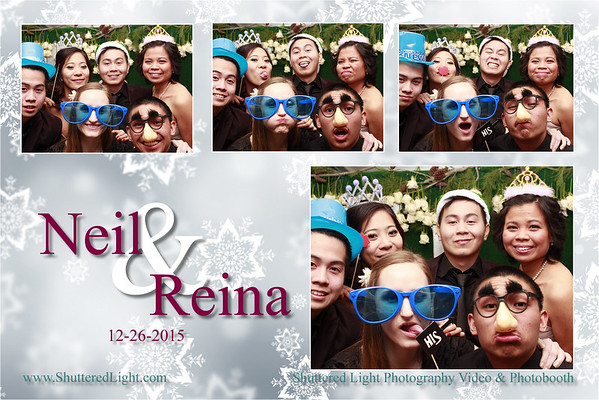 Neil Reina Wedding Photobooth