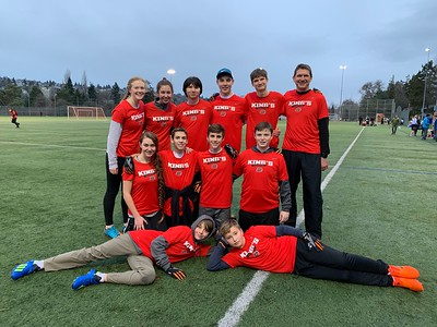 King's HS Ultimate Frisbee Club