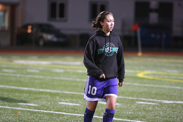 2008-11-04 IHS Girls Soccer vs Eastlake
